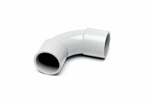 box of 20 Conduit white 20mm solid bend
